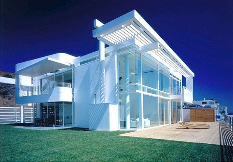 dom, vila, novostavba, nehnuteľnosť