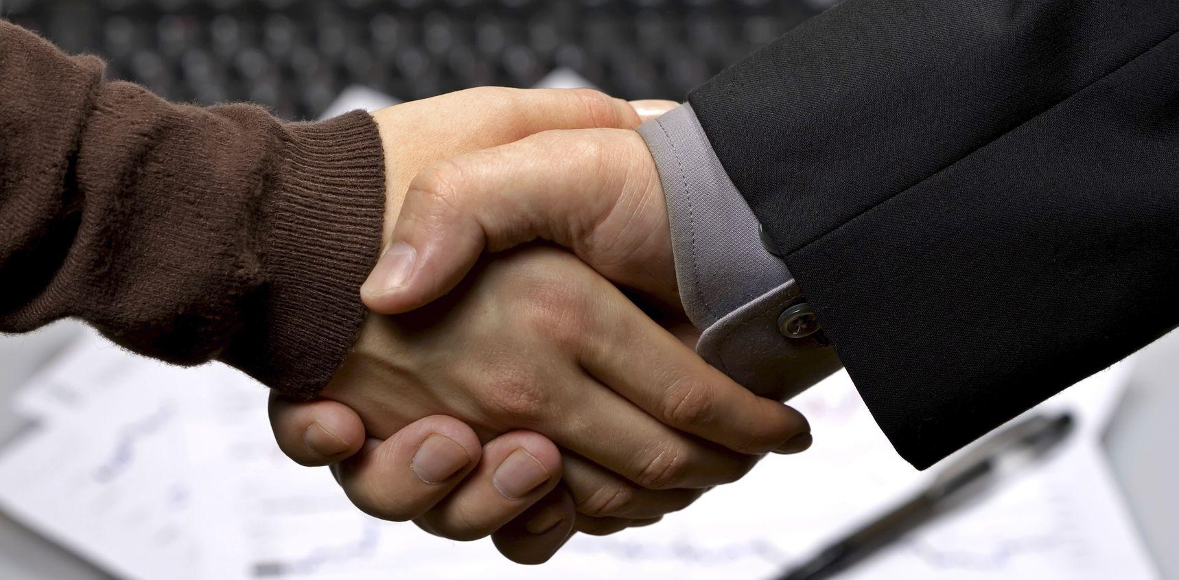 dohoda, uzavretie zmluvy, znalec, klient