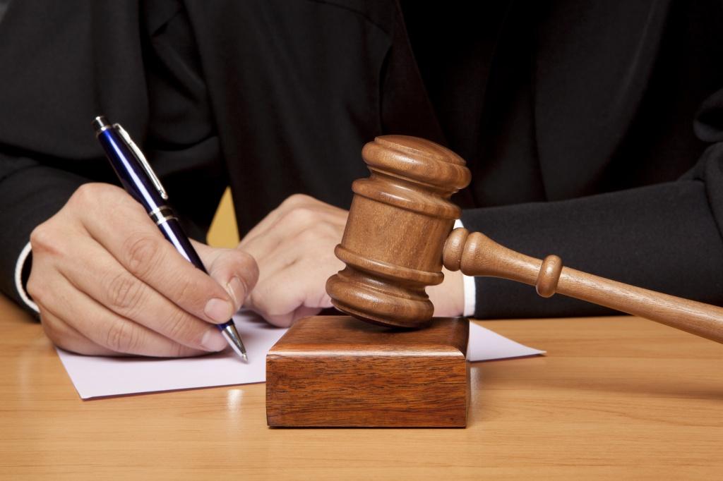 súd, sudca, posudok
