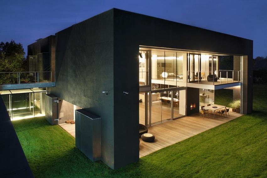 dom, vila, nehnuteľnosť, luxusný dom